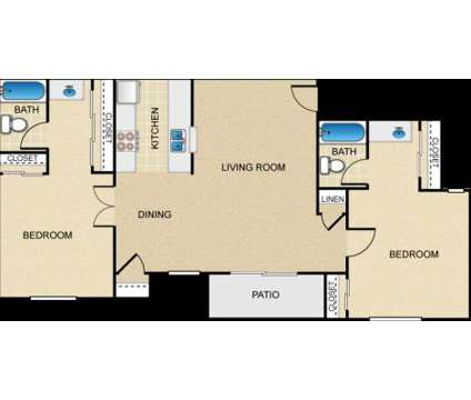 2 Beds - Trabuco Woods Apartment Homes at 22159 Rimhurst Drive in Lake Forest CA is a Apartment
