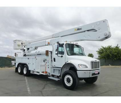 2008 Freightliner M2 6x6 Altec A77T-E93 98' Elevator Bucket Truck is a 2008 Freightliner M2 Bucket Truck in Norwalk CA