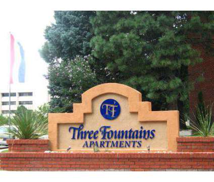 1 Bed - Three Fountains Apartments at 2208 Lester Drive Ne in Albuquerque NM is a Apartment