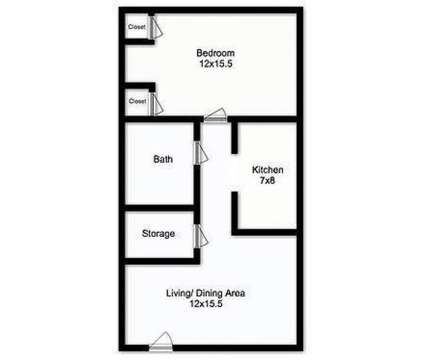 1 Bed - Watauga Manor/Oakdale Apartments/Creek Side Apartments at 5052-a Watauga Road in Fayetteville NC is a Apartment