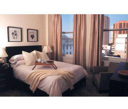 Studio - The Atrium Apartments and Lofts at 118 North Howard St in Baltimore MD is a Apartment