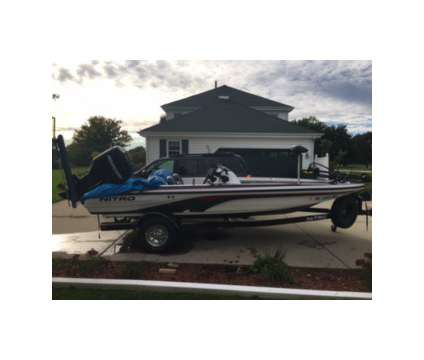 2006 Nitro 591 Bass Boat w/ Mercury 150hp is a 59 foot 2006 Nitro Fishing Boat in Lake Villa IL