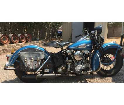 1946 Harley Davidson Knucklehead EL