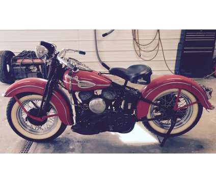 1946 Harley Davidson WL is a 1946 Harley-Davidson WL Classic Motorcycle in Hayward CA