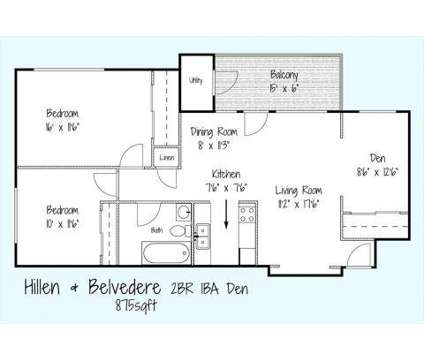 2 Beds - Hillen and Belvedere Apartments at 1658 E Belvedere Avenue in Baltimore MD is a Apartment