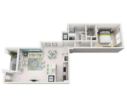 1 Bed - Altis Bonterra at 3545 W 98th St in Hialeah FL is a Apartment