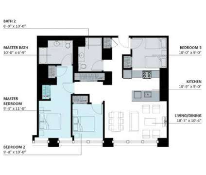 3 Beds - Lofts on Arthington at 3301 West Arthington in Chicago IL is a Apartment