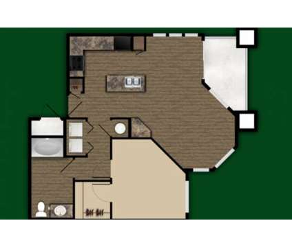 1 Bed - Elevation Apartments at 5000 North Mall Way in Flagstaff AZ is a Apartment