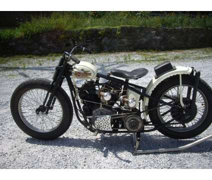 1936 Harley Knucklehead is a 1936 Harley-Davidson Knucklehead Classic Motorcycle in Sturgis MI