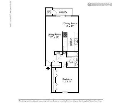 1 Bed - Northview Harbor Apartment Homes at 2625 Northvale Dr Ne in Grand Rapids MI is a Apartment