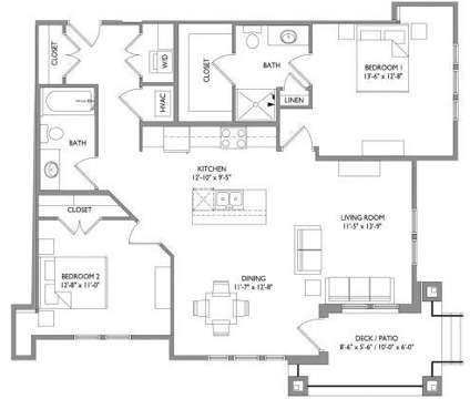 2 Beds - Hartland Riverwalk Apartments at 200 E Capitol Drive in Hartland WI is a Apartment