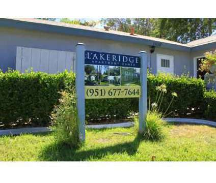 2 Beds - Lakeridge at 39058 Agua Vista in Murrieta CA is a Apartment