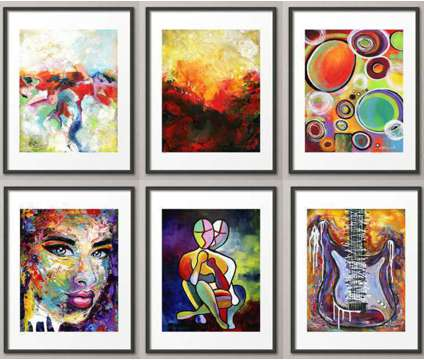Original Paintings Fine Art Prints Prices Vary is a Artworks for Sale in Manhattan NY