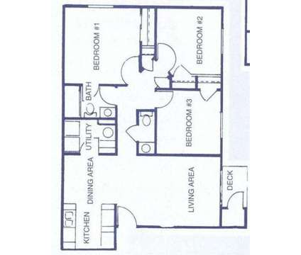 3 Beds - North Pointe Apartments at 1580 North 200 East in North Logan UT is a Apartment