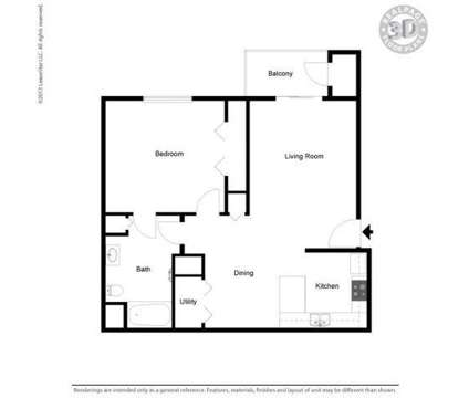 1 Bed - Bridger Pointe at 1585 North 400 East in North Logan UT is a Apartment