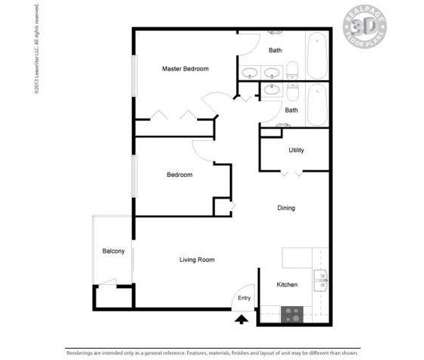 2 Beds - Bridger Pointe at 1585 North 400 East in North Logan UT is a Apartment