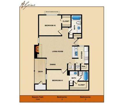 2 Beds - Northpointe Village at 12801 Indian School Road Ne in Albuquerque NM is a Apartment