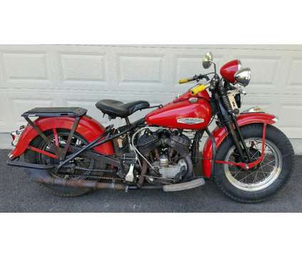 1946 Harley-Davidson WL FLATHEAD is a 1946 Harley-Davidson W WL Classic Motorcycle in Poway CA