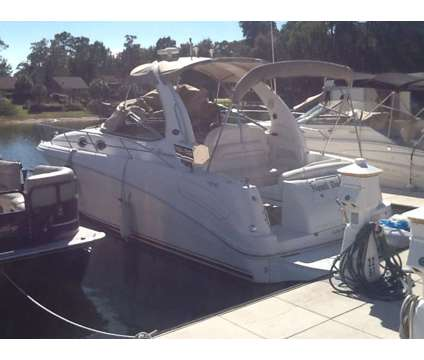 2003 Sea Ray 300 Sundancer w/Twin MerCruiser 5.0 MPI 260 HP is a 30 foot 2003 Sea Ray Motor Boat in Columbia SC
