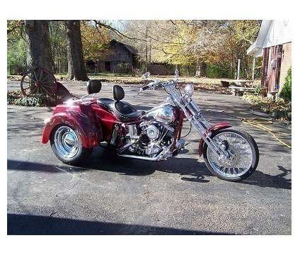 1976 Harley-Davidson Candy Red TRIKE (1) is a Red 1976 Harley-Davidson Motorcycles Trike in Miramar FL