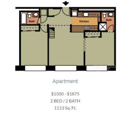2 Beds - The Lofts at Chimney Hill at 161 Leverington Ave in Manayunk PA is a Apartment