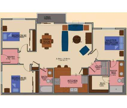 3 Beds - Carrington Place Apartment Homes at 4010 W Trafford Dr in Coeur D Alene ID is a Apartment