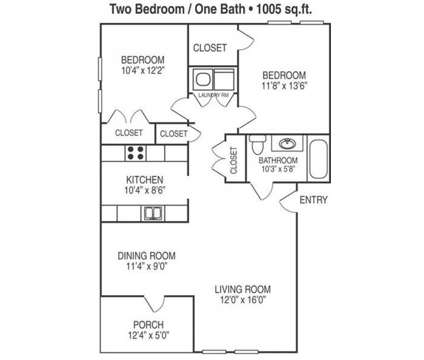 2 Beds - Weaver Fields at 3870 Weaver Meadows Ln in Memphis TN is a Apartment