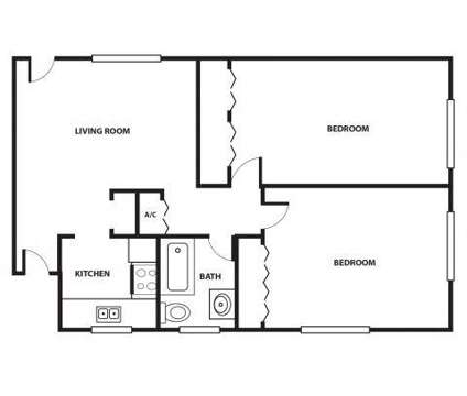 2 Beds - Avesta Woodlawn Park at 1646 18th Avenue N in Saint Petersburg FL is a Apartment
