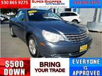 2008 Chrysler Sebring Touring Convertible 2D