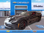 2017 Chevrolet Corvette Black, new
