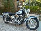 2001 Harley-Davidson Fatboy Softail FLSTF With Only 8k miles