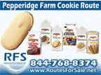Business For Sale: Pepperidge Farm Cookie Route