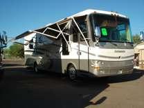 2005 Holiday Rambler Ambassador-Class A Diesel-37ft-2 Slides