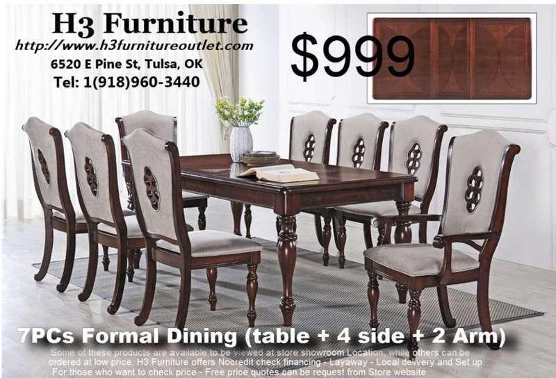 Affordable formal Dining set -