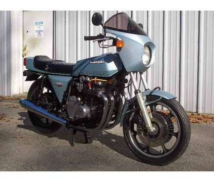Bought from original owner, Kawasaki KZ1000 Z1R
