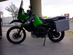 2016 Kawasaki KLR