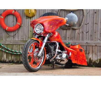 Motorcycle is a 2007 Harley-Davidson Custom Motorcycle in Willis TX