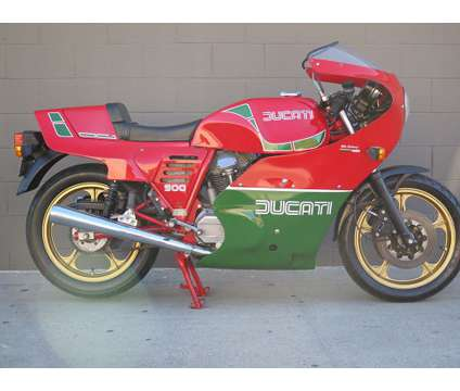 Very Good 1983 Ducati Desmo 900ss