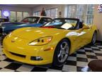 2006 Velocity Yellow Tintcoat Chevrolet Corvette