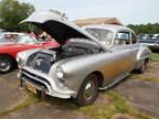 1949 Silver Oldsmobile Coupe