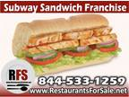 Business For Sale: Subway Sandwich Franchise For Sale