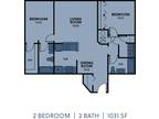 Regency Apartments - Two BR Two BA Large