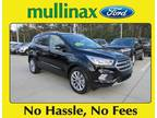 2017 Ford Escape SE SE 4dr SUV