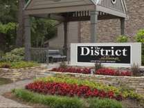 2 Beds - The District at Vinings