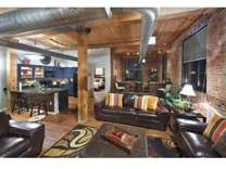 2 Beds - Lofts at Lafayette Square