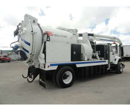 2007 International 7400 VacCon VACUUM/JETTER COMBO is a 2007 International Other Commercial Truck in Miami FL