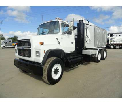 1997 Ford LNT8000 AQUATECH B-10 VACUUM/JETTER COMBO is a 1997 Ford Other Commercial Truck in Miami FL