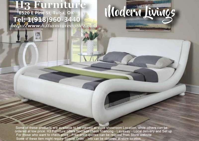 Affordable Modern bed - Platfo