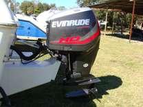 2014 Evinrude 250HP E-Tec HO Outboard Motor