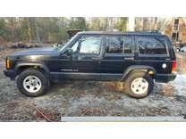 1999 Jeep Cherokee Sport Xj 4x4